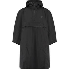 AGU Essential Grant Poncho, Black